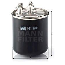 Mann Air Filter Element For Mercedes-Benz A-Class A 160 CDi A 180 CDi A 200 CDi