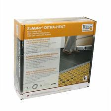 Schluter Ditra Het Dhekrt12040 267 Sf 120 V Heating Cable Kit