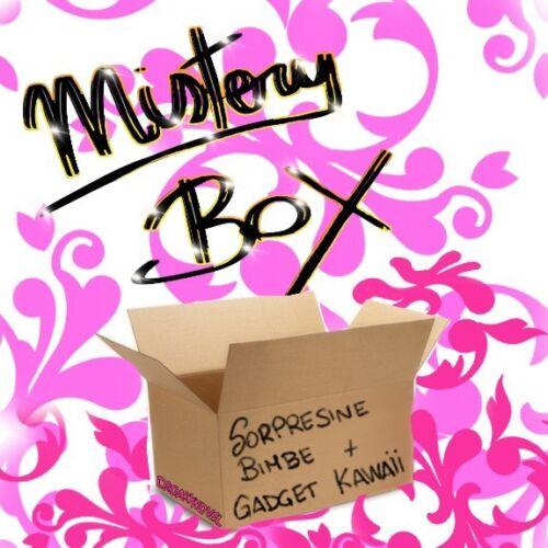 "gadget /"" bimba//bambina Mystery Box /""sorpresine"