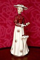 Vintage Cemark International 'Edwardian' Collection Lady Porcelain Figurine
