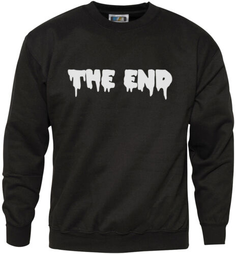The End Goth Anti Social Youth /& Mens Sweatshirt