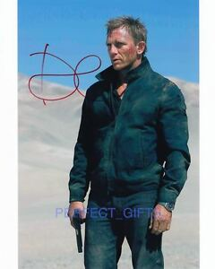 DANIEL-CRAIG-SIGNED-PP-PHOTO-james-bond-oo7-solace