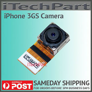 Rear-Camera-with-Flex-Cable-Replacement-Part-For-iPhone-3GS