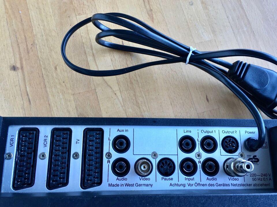 Audio/Video processor, Vivanco, VCR 3044