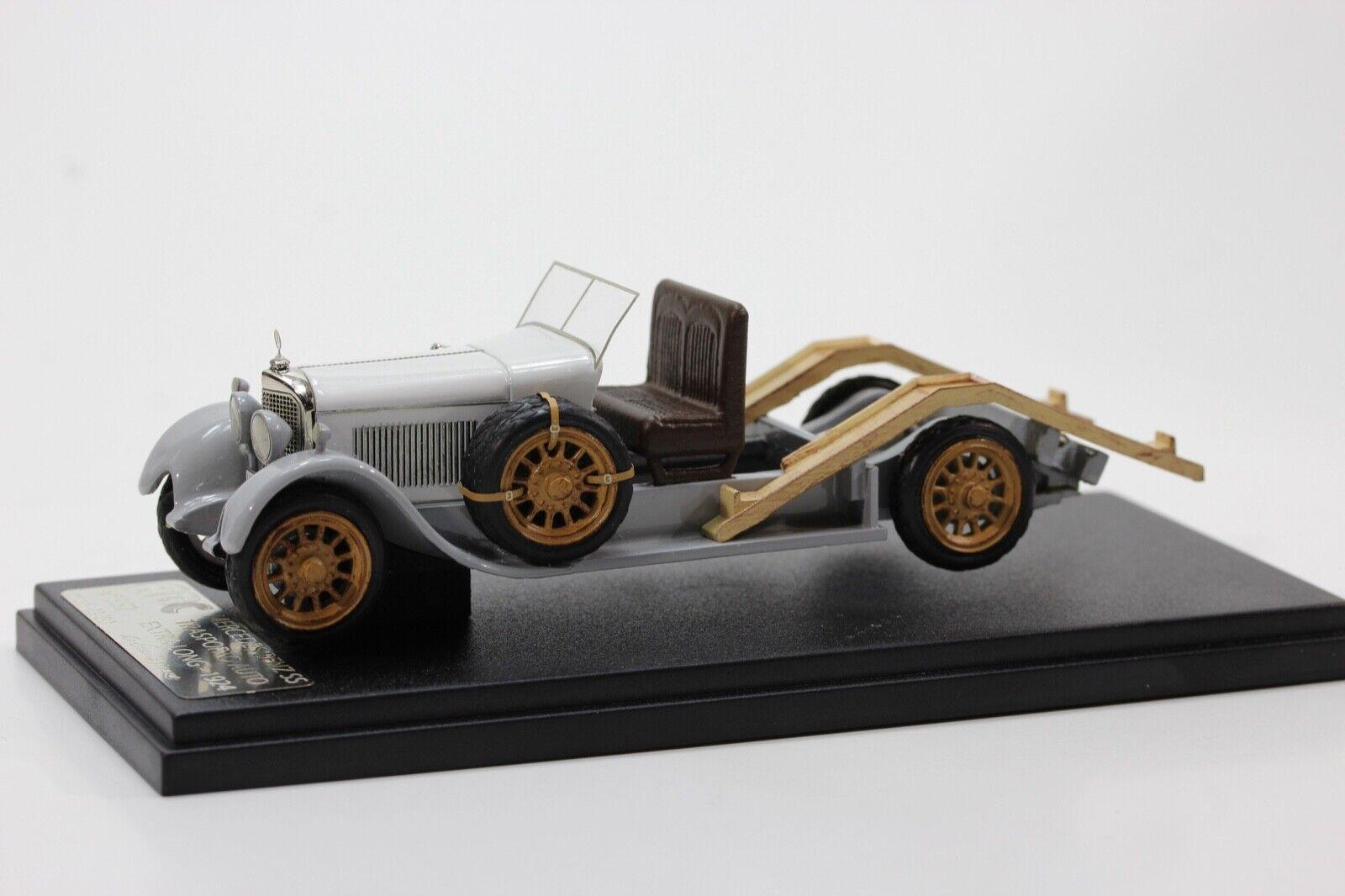 Mercedes-benz renntransporter 1924 primera renntransporter del mundo abcbrianza 352