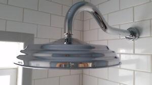 Image Is Loading Tosca Ergo Contemporary 12 034 Rain Shower Head