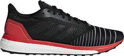 Adidas Solar Drive Boost Mens Running Shoes - Black Jade Weiß