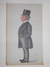 Hardinge Stanley Giffard, 1st Conde de Halsbury: 22nd de junio de 1878 impresión de Vanity Fair