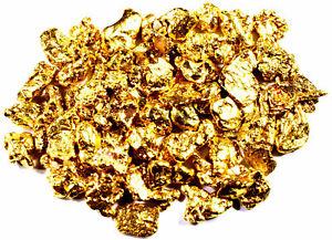 0.250 GRAMS ALASKAN YUKON BC NATURAL PURE GOLD NUGGETS #14 MESH FREE SHIPPING