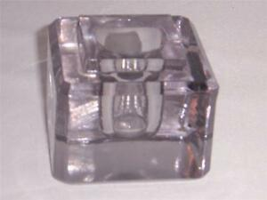 Glass Inkwell Large Size Great Condition