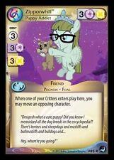 3x Zipporwhill Puppy Addict 83 R - My Little Pony High Magic MLP CCG