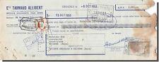 Traite- Ets TARNAUD ALLIBERT Article chaussants pour bébés Grenoble 1953