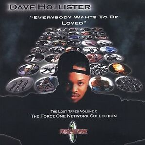 Dave Hollister - Everybody Wants To Be Loved - Factory Sealed Cd