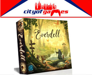 Everdell Board Game Brand New In Stock