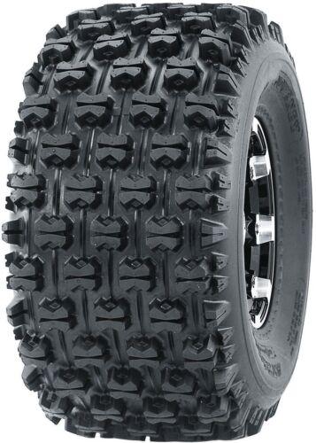 Set 4 ATV Tires 21x7-10 /& 20x11-9  Polaris Predator 500 Outlaw 525S Racing Tire