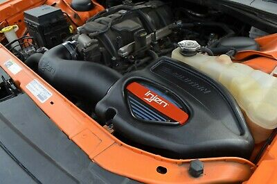 Injen PF5061WB Wrinkle Black Finish Tuned Cold Air Intake System