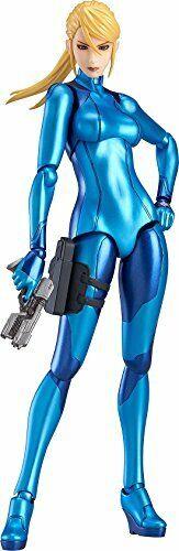 GoodSmile Company Figma Metroid Other M Samus Aran Zero Suit ver MAY168083 Japan