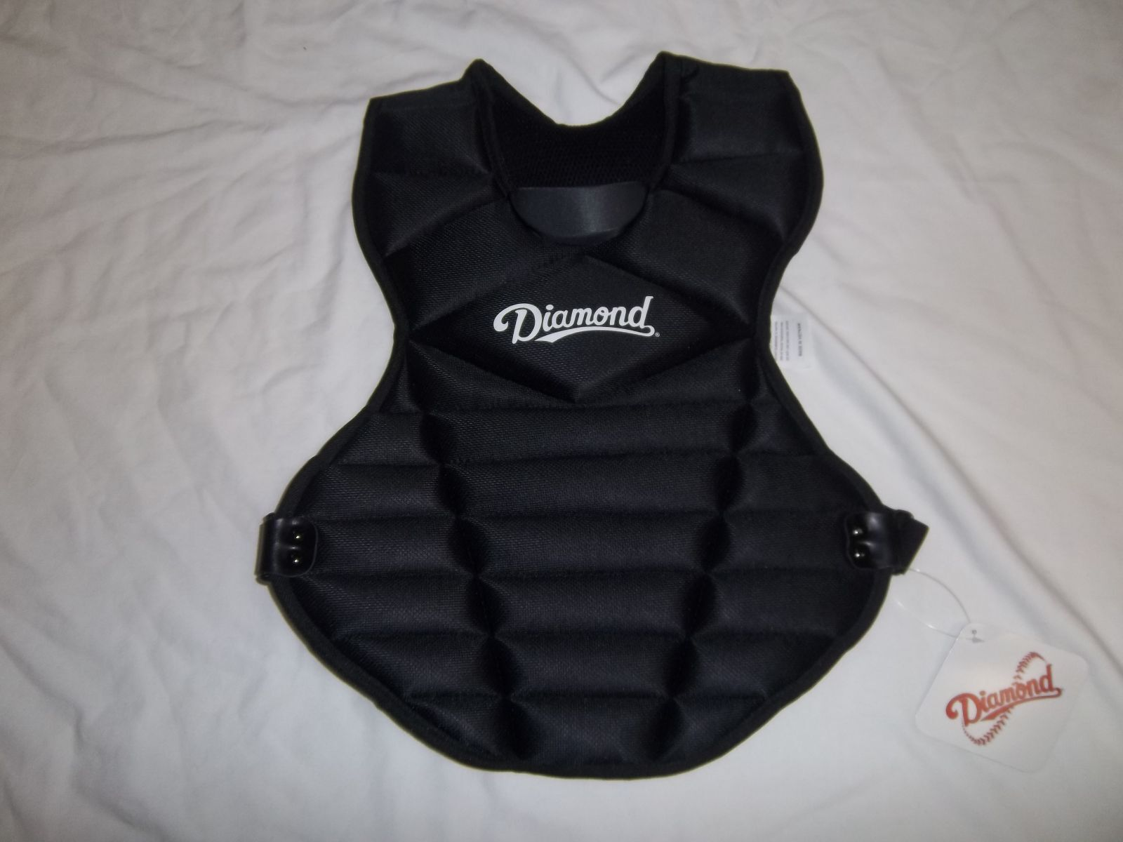DIAMOND DCP-CX-FP FASTPITCH  CATCHERS SOFTBALL LONG CHEST PredECTOR (VAR COLORS)