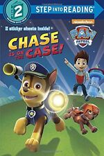 Step into Reading: Chase Is on the Case! (Paw Patrol) by Random House Staff (2014, Picture Book)