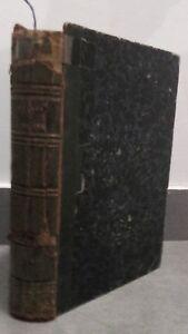 Obras de Jean Raíz L. S. Auger 1853 mientras Que París Frontispicio Grabado ABE