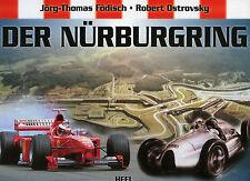DER NURBURGRING, DIE LEGENDARE RENNSTRECKE VON 1927 BIS HEUTE, NEW RACE BOOK