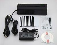 Msr605 Magnetic Credit Card Reader Writer Encoder Stripe Swipe Magstripe Msr 605