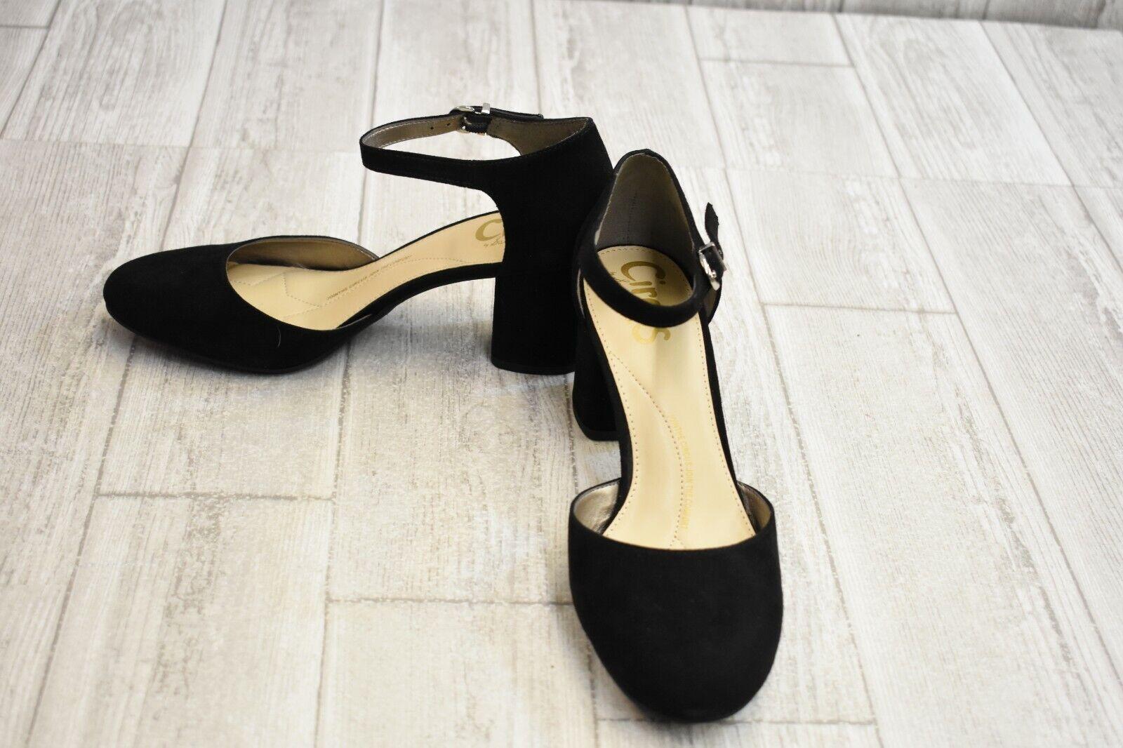 Circus by Sam Edelman Joelle Heels - Women's Size 7.5 M - Black