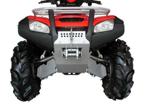 Honda Rincon 650-03-04 680//700-05-14 Skid Plate Hook Holster-w// Winch Mtg Plate