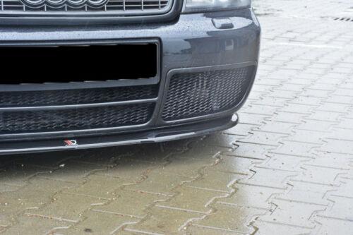 97-01 Front Diffusor Schwert CUP Spoilerlippe CARBON für Audi S4 Typ B5 Bj