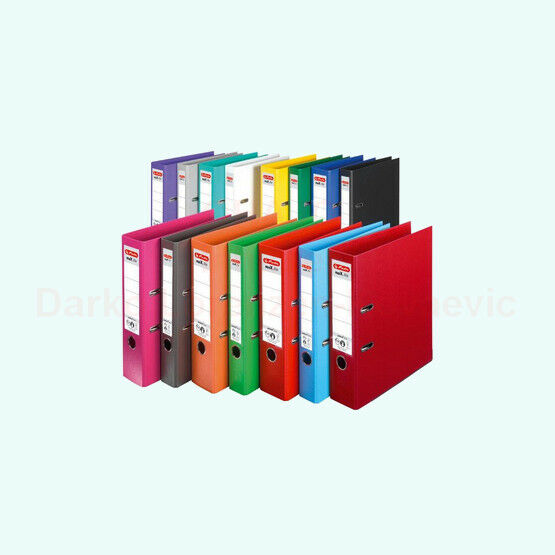 Herlitz Ordner maX.file protect plus, DIN A4, Kantenschutz, 50   80 mm, Farbwahl | Gutes Design  | Shop Düsseldorf  | Bequeme Berührung