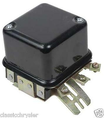 12 Volt Generator Voltage Regulator 1118266 1118306 1118791 1118983 For Delco