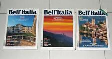 3 BELL'ITALIA n. 179 - 180 - 192 OTTIMI Cortona Friuli Isola San Giulio