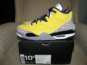 sports shoes e3a90 c68cf Image is loading NIKE-AIR-JORDAN-SON-OF-MARS-LOW-TRUE-