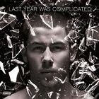 Last Year Was Complicated [LP] * by Nick Jonas (Vinyl, Jun-2016, Island (Label))