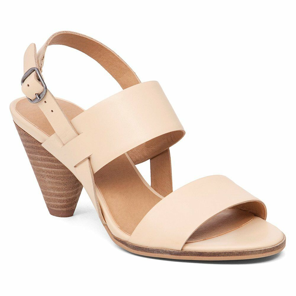 Lucky Brand Women's Veneesha Light Natural D'Orsay 7.5 M