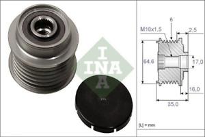 INA Générateur//lumière machine roue libre 535000610 pour AUDI