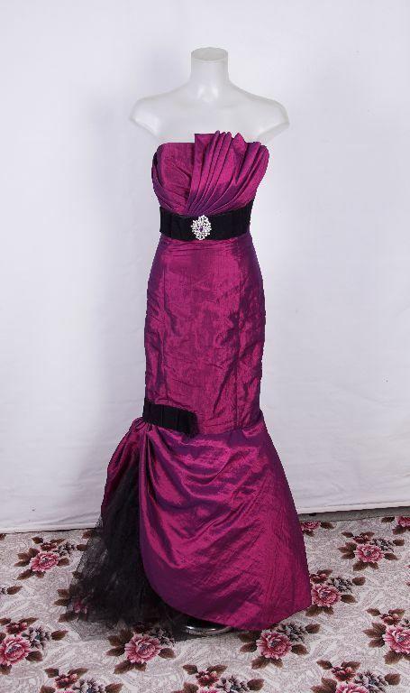 Ballkleid Hennakleid Verlobungskleid Abendkleid Denis´s Gr. 36 lila