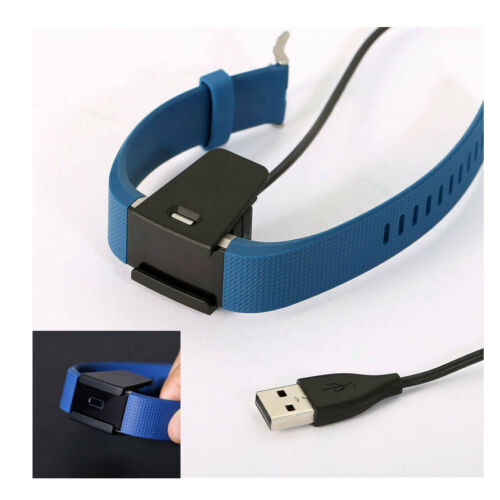 High Quality USB Charging Cable dock Compatible for Fitbit Charge 2