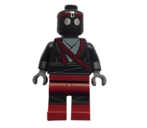 LEGO FOOT SOLDIER Teenage Mutant tartarughe ninja tnt005 NUOVO MINI PERSONAGGIO minifig