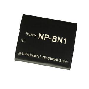iBAT-NP-BN1-Batterie-compatible-SONY-NP-BN1-630mAh-Haute-qualite