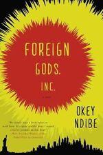 Foreign Gods, Inc., Okey Ndibe, Very Good Book
