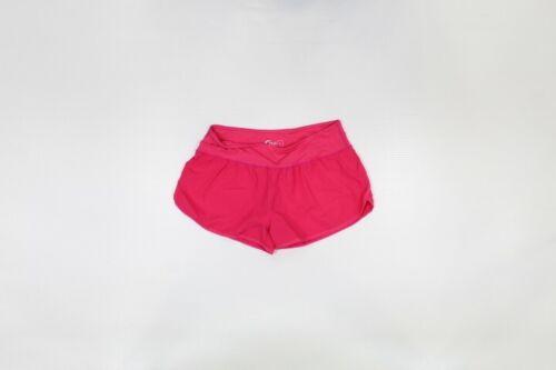 Zyia girls junior hot Pink shorts active running S