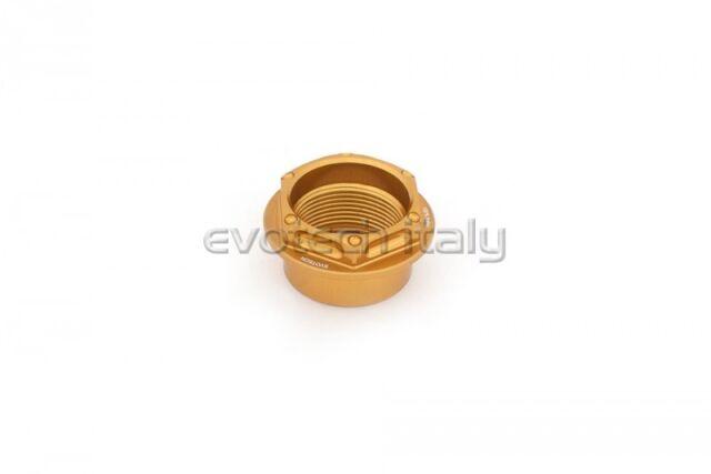 EVOTECH DADO RUOTA ANTERIORE DUCATI MONSTER 797 ORO GOLD