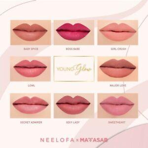 Neelofa-X-Mamasab-Lipstick-Matte-Primadona-Set-4-Lipsticks-in-a-set
