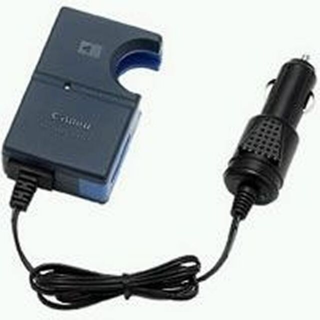 Canon CBCNB1 Car Battery Charger