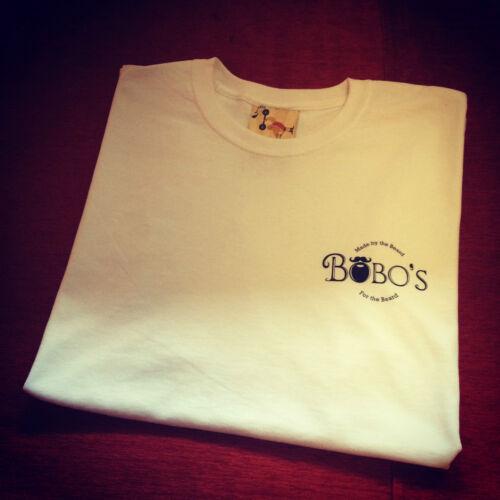 BOBOS BEARD COMPANY T-SHIRT TOP ALL SIZES SMALL XXXXXL 5XL