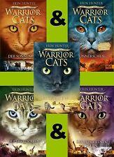 Warrior Cats Staffel 5 Band 1-5 - Der Ursprung der Clans 1-2-3-4-5 - Erin Hunter