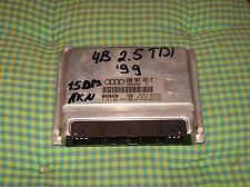 Steuergerät Audi A6 (4B) TDI 2,5 AFB 4B0907401E   0281001833  110KW/150PS