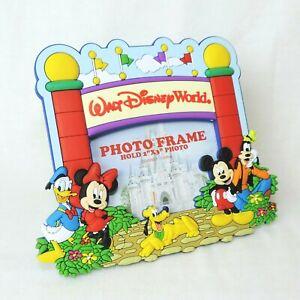 DISNEY PARKs Magnet * DISNEYWORLD * Fotorahmen klein - Mickey Minnie Donald usw.