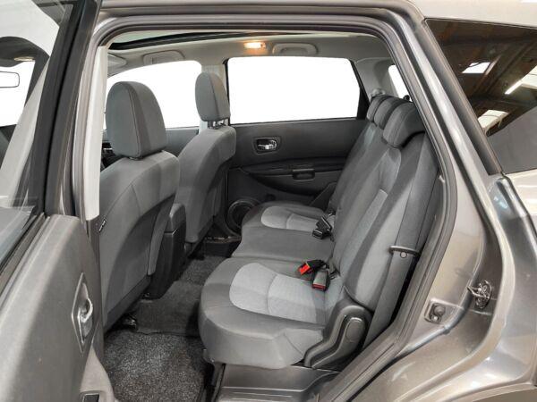 Nissan Qashqai+2 1,6 Tekna - billede 4